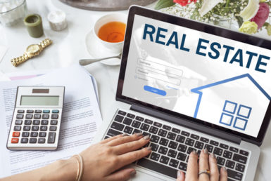 Real-estate-login