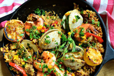 0 - 13 - Seafood Paella - This is How I Cook - Copy